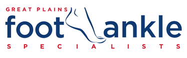 logo for Great Plains Foot & Ankle-Dr. Raska & Dr. Wray